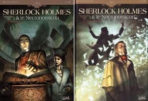 Sherlock Holmes & le Necronomicon T 1i2