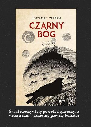 Czarny bóg - Krzysztof Wroński